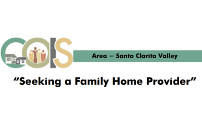 Urgent Need for Nurturing Mentor Family in the Santa Clarita Valley
